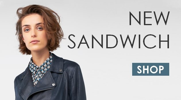 Sandwich clothing Autumn Winter 2019