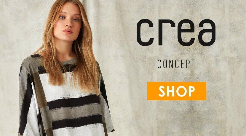 Crea Concept Spring Summer 2021 new collection