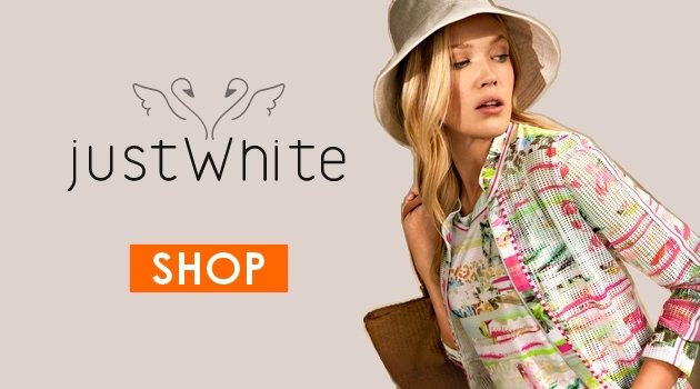 Just White Clothing Spring Summer 2020 new collection