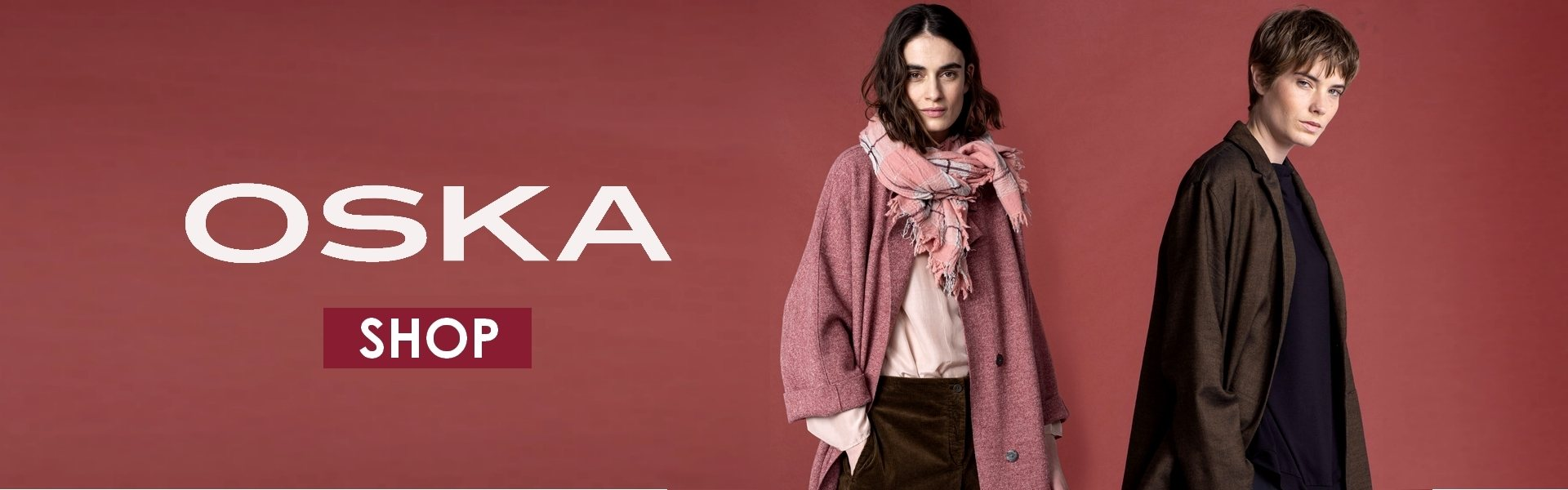 Oska clothing Spring Summer 2020 new collection