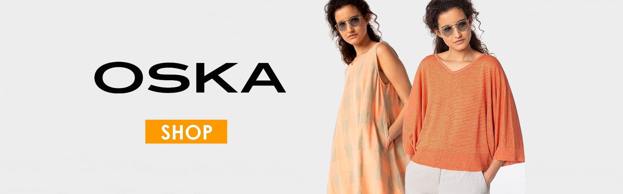 Oska clothing Spring Summer 2021 new collection