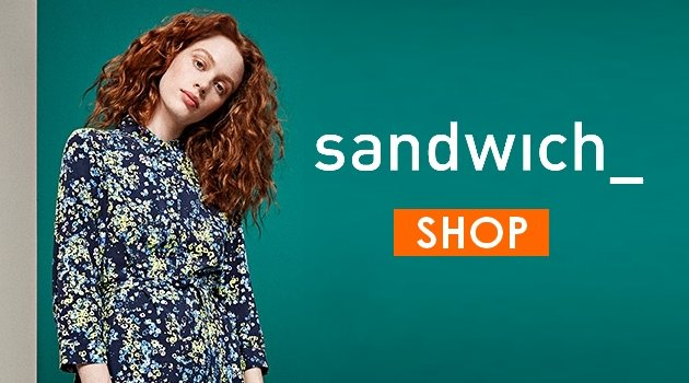 Sandwich clothing Spring Summer 2020 new collection