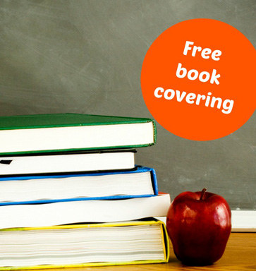Free book covering