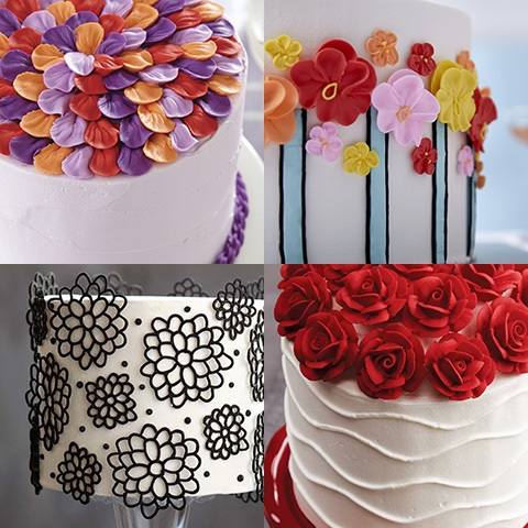 2 - Cake Art Course II