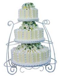 Cake Art 4 - Cake Art's Wedding Cake Class