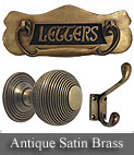 Antique Satin Brass
