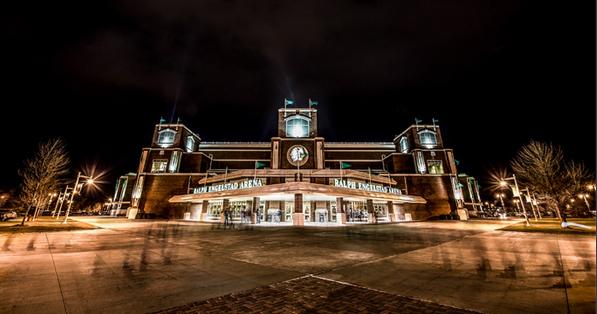The Ralph Engelstad Arena