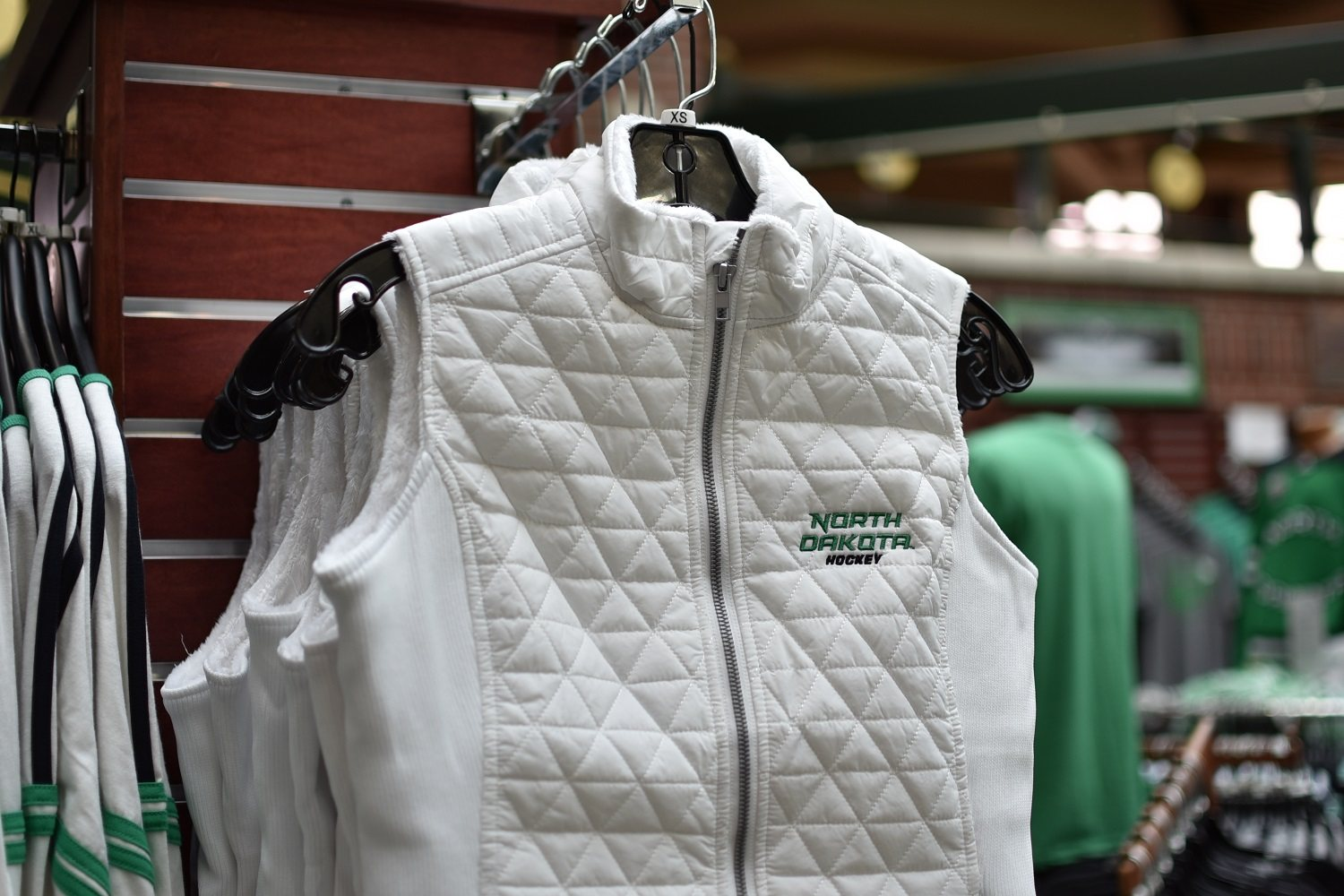Vests, Jackets and More!