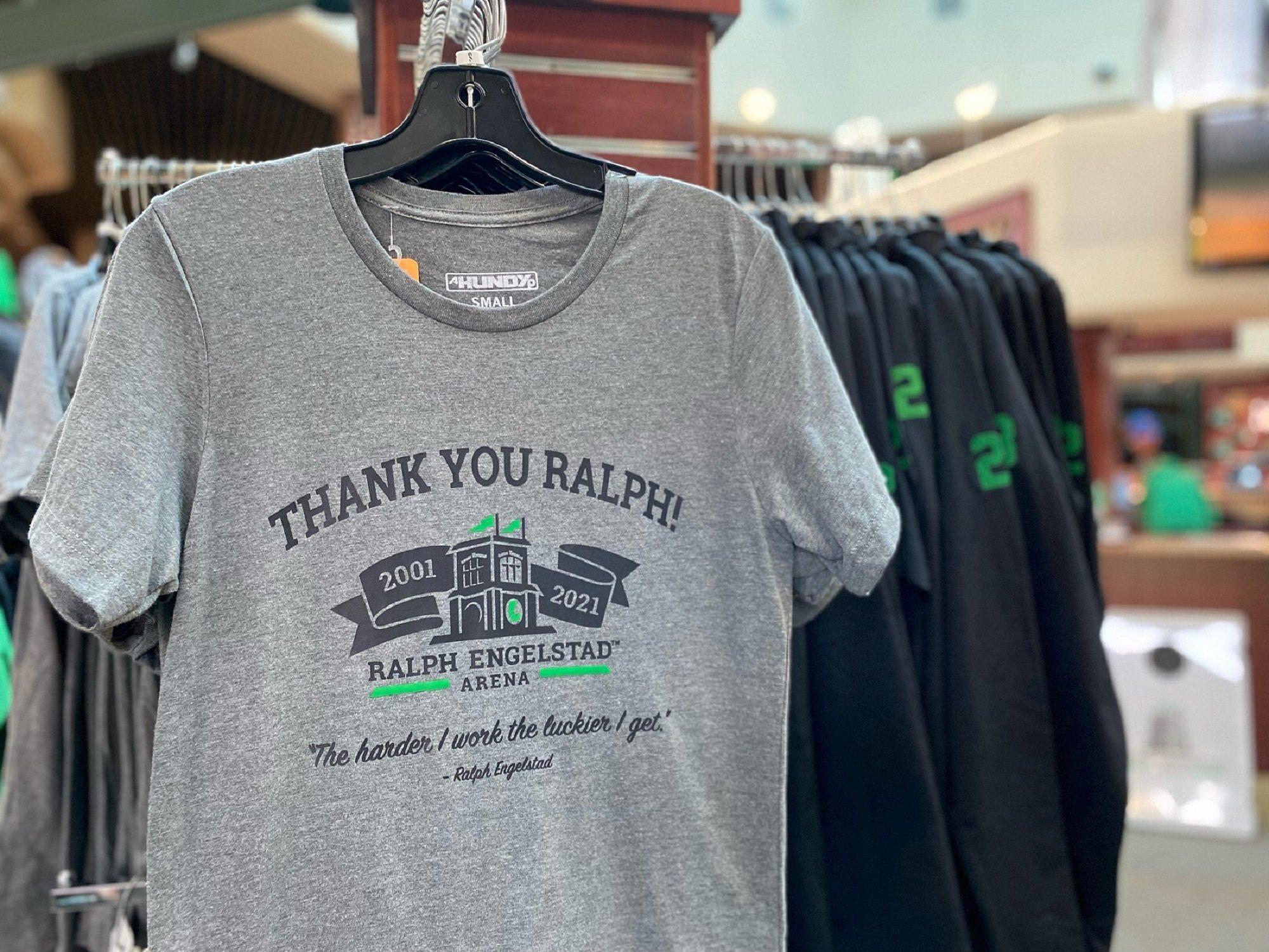 Thank You Ralph!