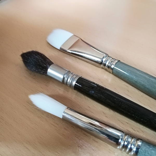 Escoda Watercolour Brushes