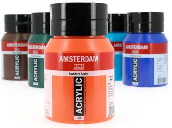 Amsterdam Acrylic
