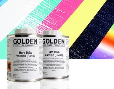 Acrylic Varnishes