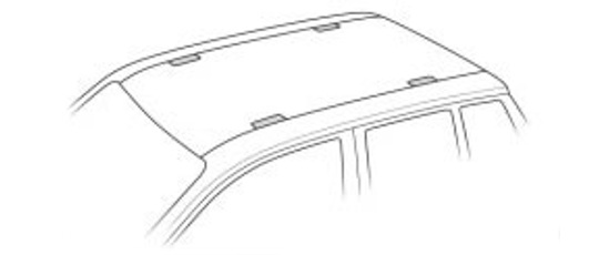 Roof Racks for Fixed Points