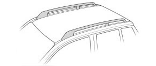 Roof Racks for Raised Rails