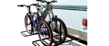 RV Mounted Bike Racks