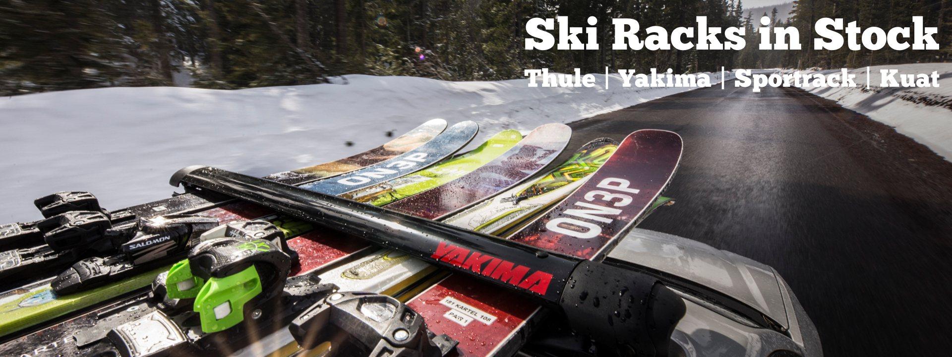 Ski season is just around the corner!