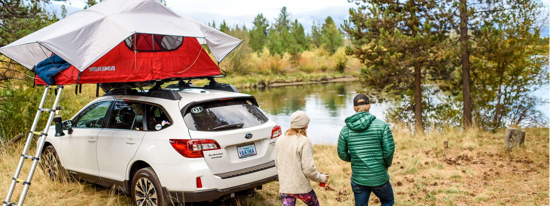 Yakima Roof Top Tents on Sale until February 29th