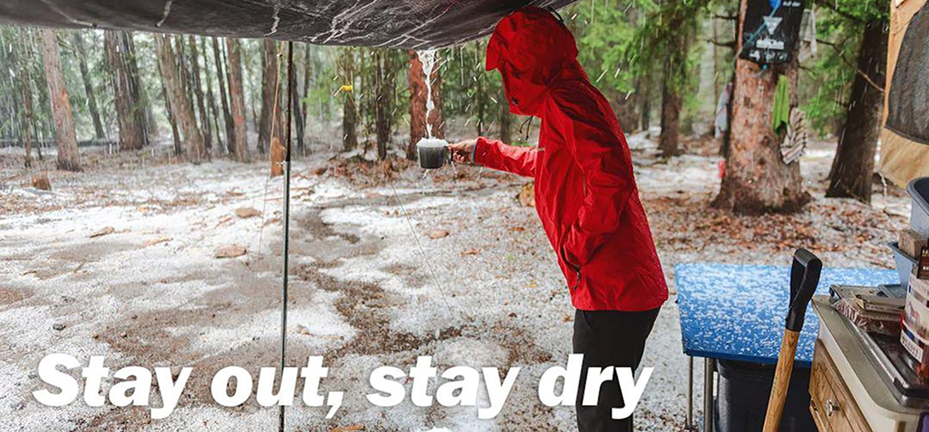 Spring Rainwear