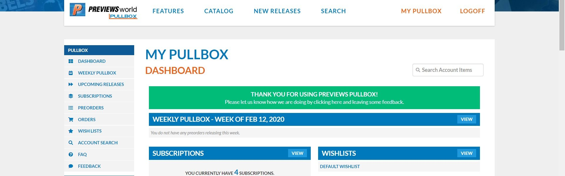 PULLBOX HAS LAUNCHED!