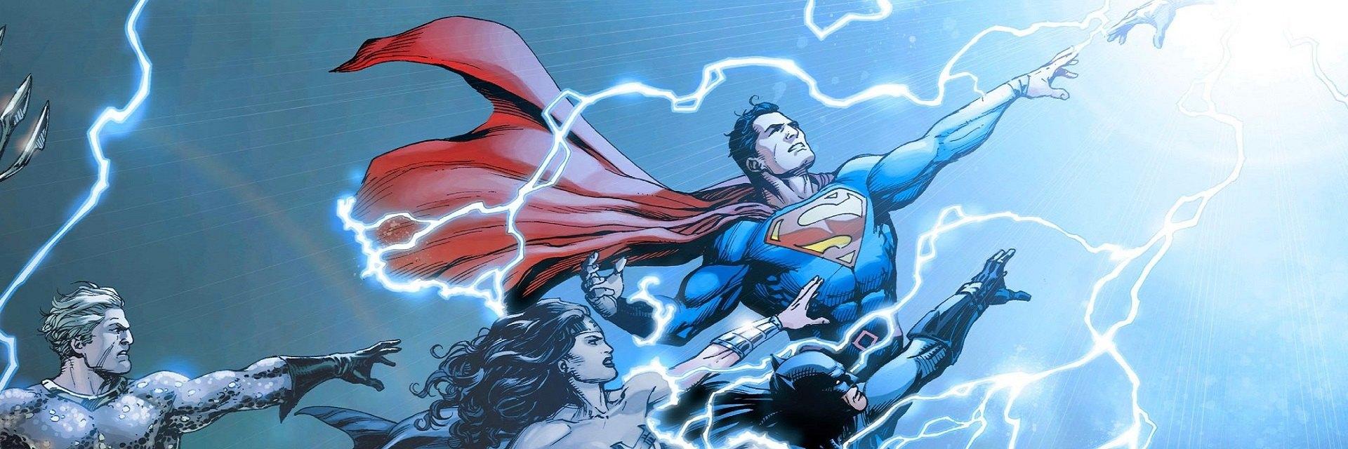 DC REBIRTH Graphic Novels