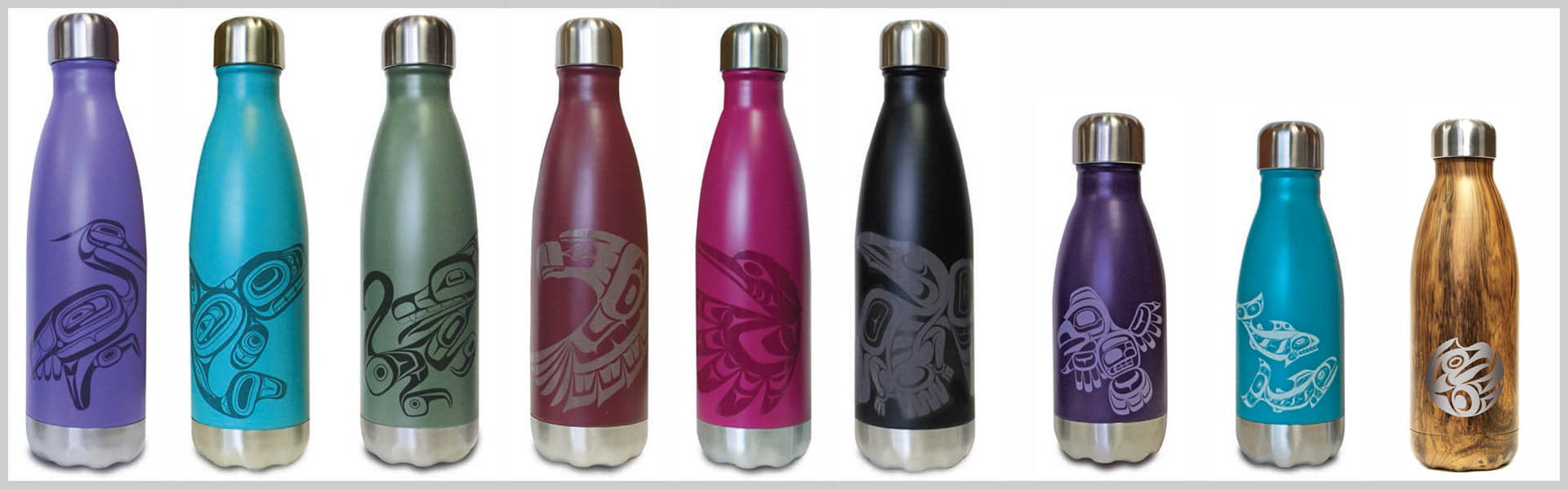 Double Walled Insulated Stainless Steel Bottles
