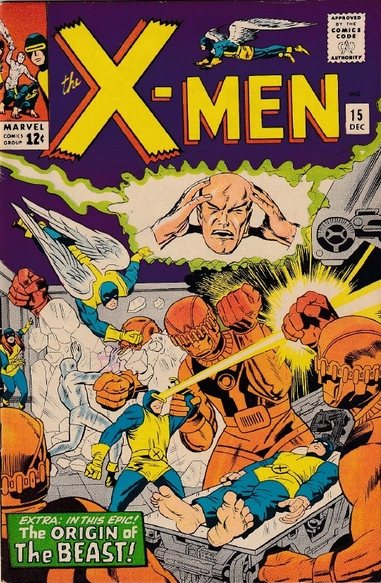 Silver Age Marvel