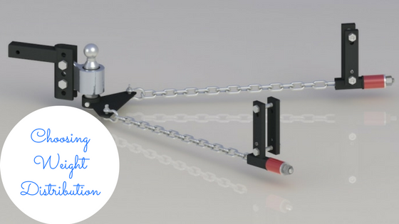 choosing weight distribution hitch