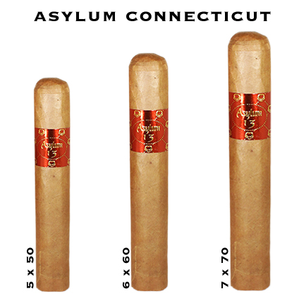 Buy Asylum Connecticut Cigars