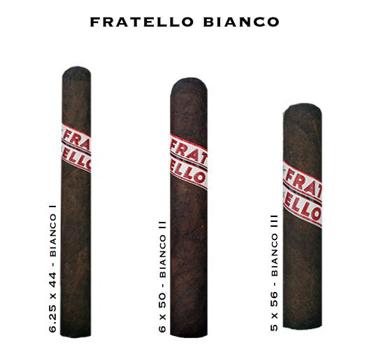 Fratello Bianco Buy at Two Guys Smoke Shop