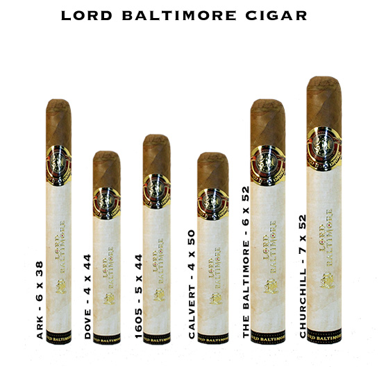 Buy Lord Baltimore Cigars
