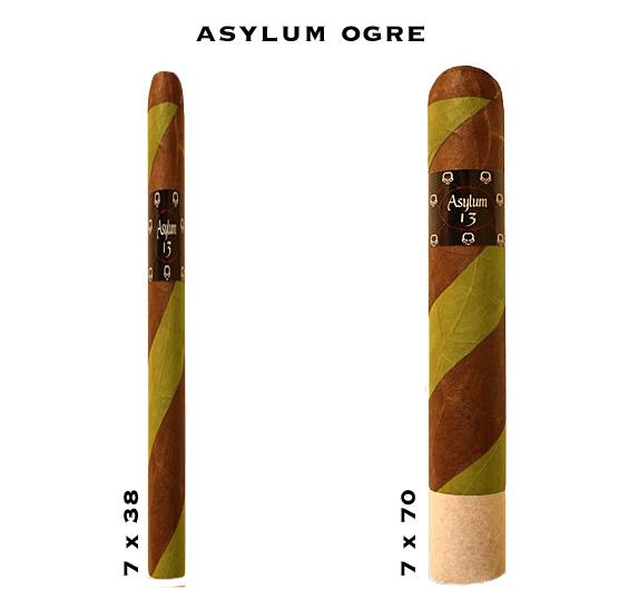 Asylum Ogre
