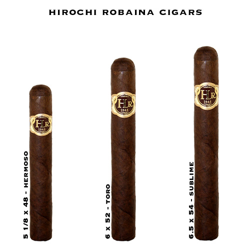 Buy Hirochi Robaina Cigars