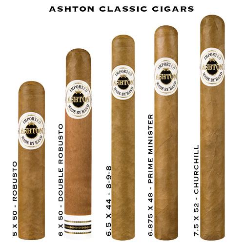 Buy Ashton Cigars