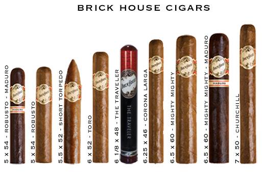 Buy Brick House Cigars