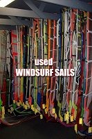 Used Windsurf Sails