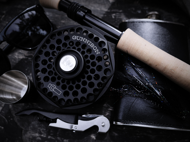 Ross Fly Reel and Winston Rods