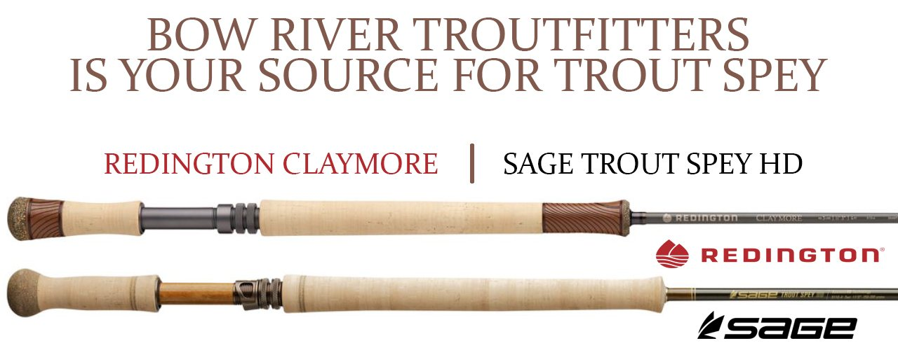 Brand new Trout Spey rods in stock!