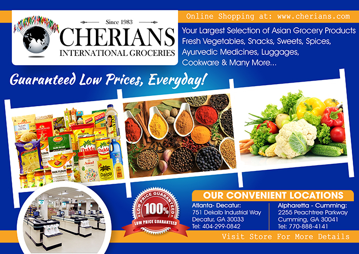 CHERIANS INTERNATIONAL GROCERIES