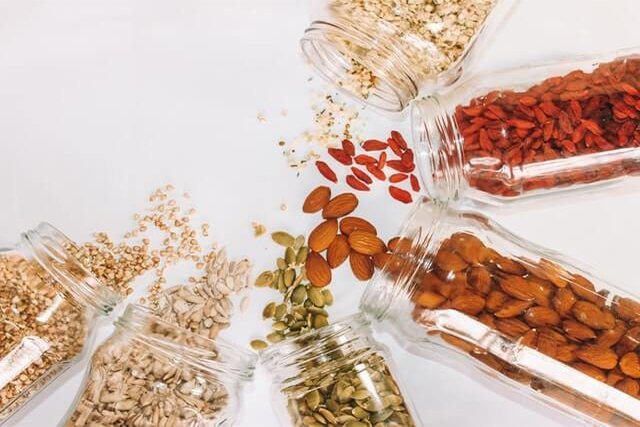 Dry Foods, Fruits & Nuts