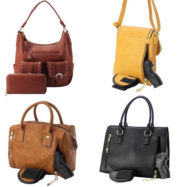 Conceal Weapon Handbags