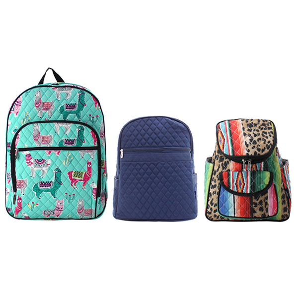 N'GIL Backpacks (Quilted)