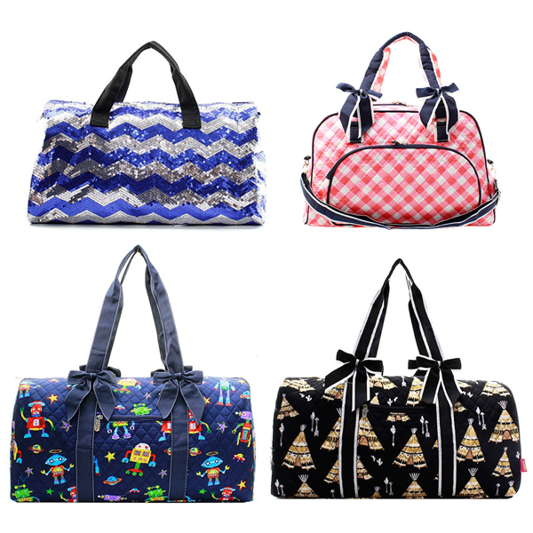 N'GIL Duffel Bags (Quilted)