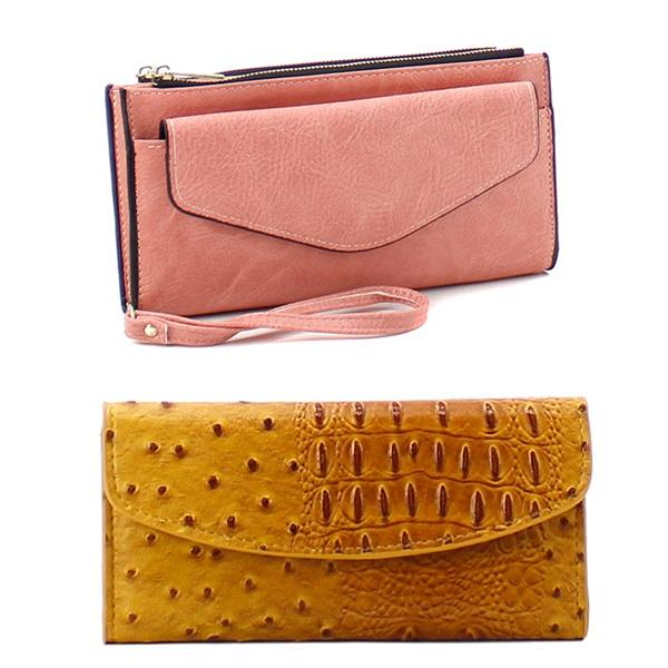 Fashion Wallets/Wristlets