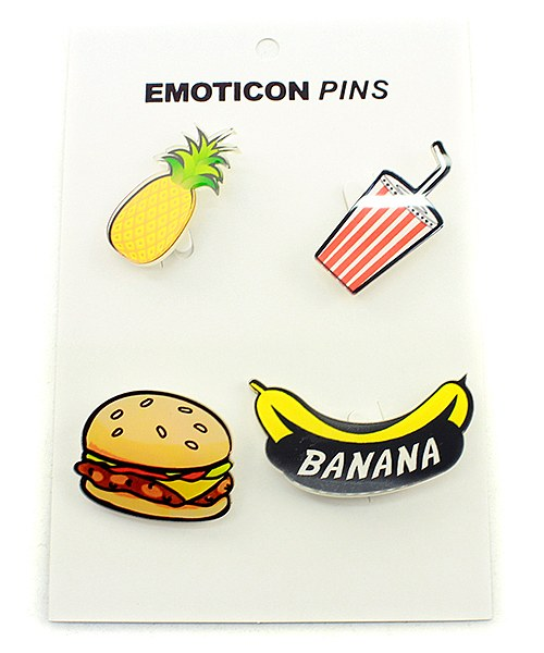 Pins & Stickers