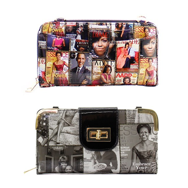 Fashion Magazine Wallets