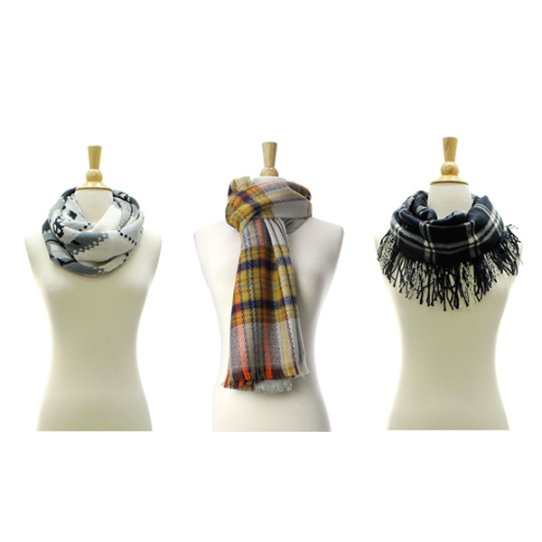 Scarves & Tops