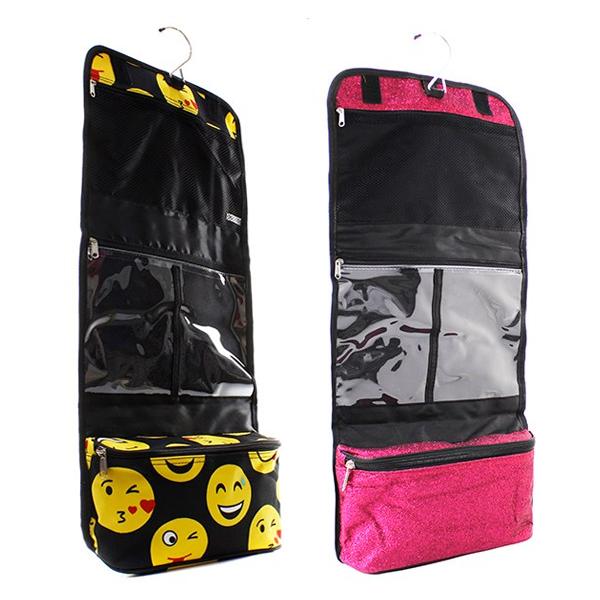 N'GIL Toiletry & Jewelry Bags