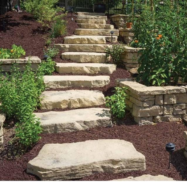 rosetta irregular steps
