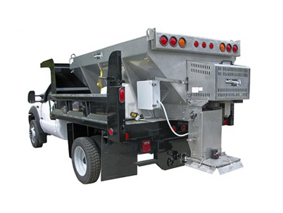 Stainless Steel Inverted V Gas or Hydraulic 4 and 4.5 Spreader