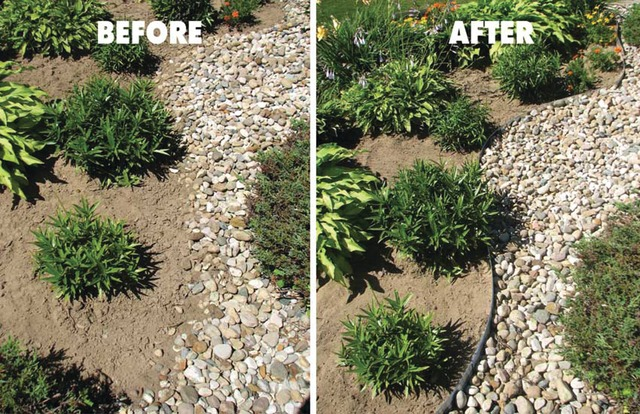 Landscape Edging Lawn Garden Edging Steel Plastic Aluminum At Angelo S Supplies Angelos Supplies Siteone